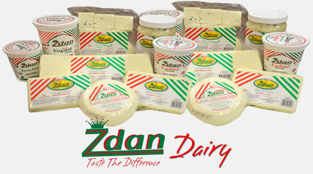 Our Dairy Product Line