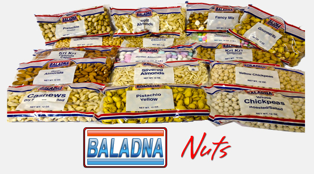 Our Nuts Product Line