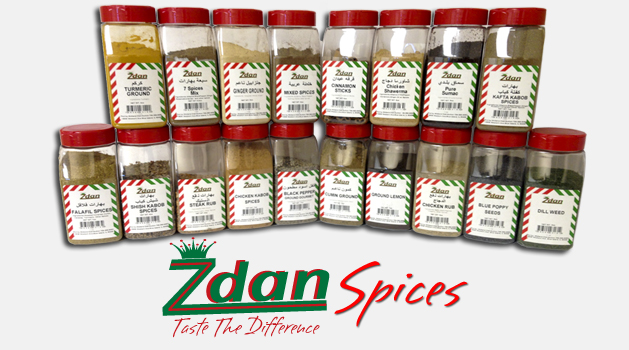 Our Spices Product Line